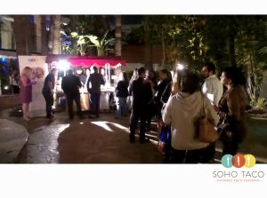SOHO TACO Gourmet Taco Catering - Weddings - Hollywood Roosevelt Hotel - Los Angeles - CA