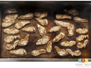 SOHO TACO Gourmet Taco Catering & Food Truck - Mahi Mahi - Los Angeles