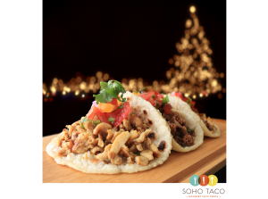 SOHO TACO Gourmet Taco Truck - Orange County - OC - Christmas - Pollos Asado