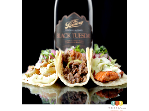 SOHO TACO Gourmet Taco Truck - The Bruery - Placentia - Orange County - OC