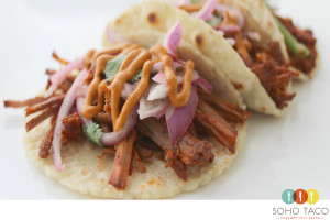 SOHO TACO Gourmet Taco Truck - Barbacoa de Res - Orange County - OC