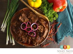 SOHO TACO Gourmet Taco Truck - Barbacoa de Res - Orange County - OC