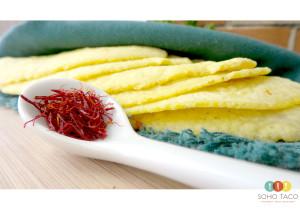 SOHO TACO Gourmet Taco Catering - Tortillas de Azafrán - Saffron Tortillas - Los Angeles - LA Office
