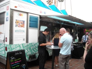 SOHO TACO Gourmet Taco Truck Catering - Los Angeles - Palm Springs