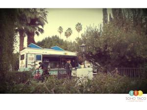SOHO TACO Gourmet Taco Truck - La Chureya - Palm Springs CA