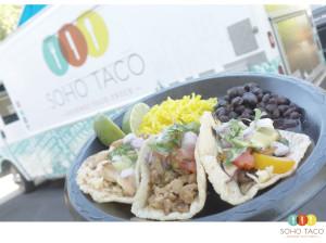 SOHO TACO Gourmet Taco Truck - Los Angeles - Beverly Hills - Greystone Mansion - LA