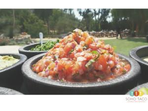 SOHO TACO Gourmet Taco Catering - Carlsbad - Pico de Gallo - Leo Carillo Ranch Historic Park