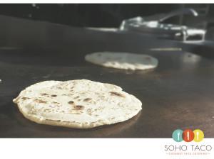 SOHO TACO Gourmet Taco Catering - Los Angeles - Fresh Hand Pressed Tortillas