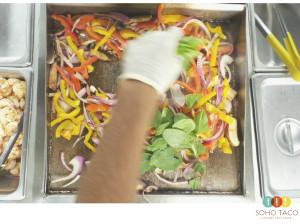 SOHO TACO Gourmet Taco Truck - Veggie Tacos - Beverly Hills