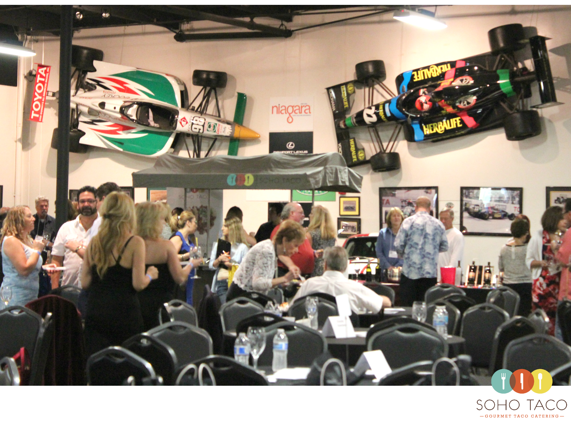 SOHO TACO Gourmet Taco Catering - Marconi Museum - Tustin - Orange County - OC
