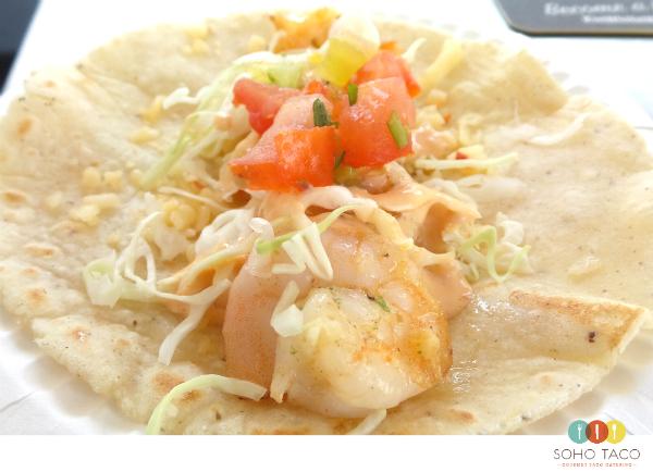 SOHO TACO Gourmet Taco Catering - Los Angeles - Camarones - Grilled Shrimp