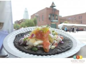 SOHO TACO Gourmet Taco Catering - Los Angeles - Tacolandia - Chilean Sea Bass