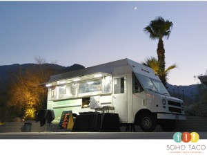 SOHO TACO Gourmet Taco Catering - Palm Springs - Birthday Party