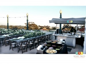 SOHO TACO Gourmet Taco Catering - San Diego - Natural History Museum - Balboa Park