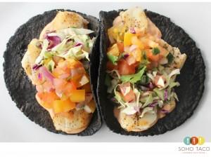 SOHO TACO Gourmet Taco Truck - Chilean Sea Bass - Orange County - OC