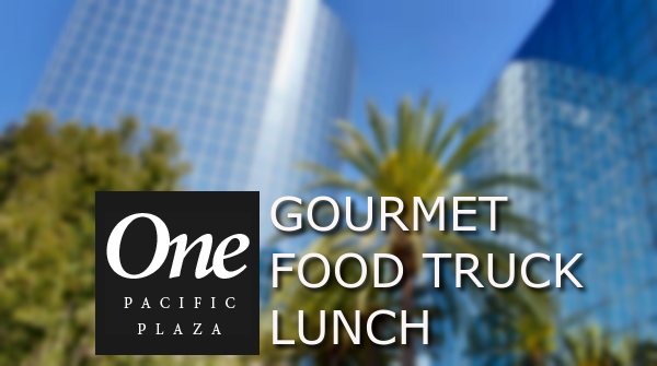 SOHO TACO Gourmet Taco Truck - One Pacific Plaza Lunch - Huntington Beach - Orange County - OC