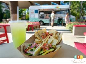SOHO TACO Gourmet Taco Catering - Lake Forest - Saddleback Church - Taco Combo