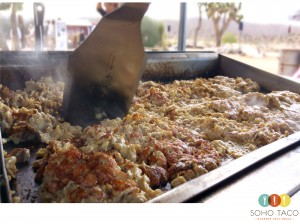 SOHO TACO Gourmet Taco Catering - Pollo Asado - Grilled Chicken - Orange County - OC
