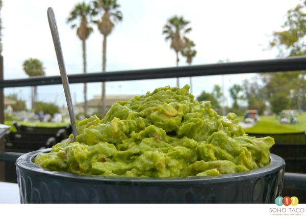 SOHO TACO Gourmet Taco Catering - Wedding - David L Baker Memorial Golf Center - Fountain Valley - Guacamole