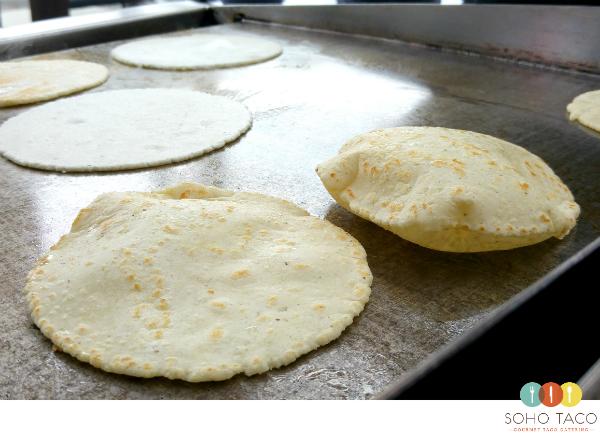 SOHO TACO Gourmet Taco Catering - Wedding - David L Baker Memorial Golf Center - Fountain Valley - Tortillas
