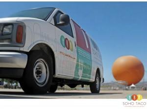 SOHO TACO Gourmet Taco Catering - irvine - OC Great Park - Hot Air Balloon