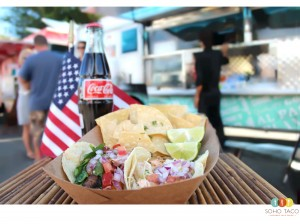 SOHO TACO Gourmet Taco Truck - Independence Day - July 4th - Orange County - OC