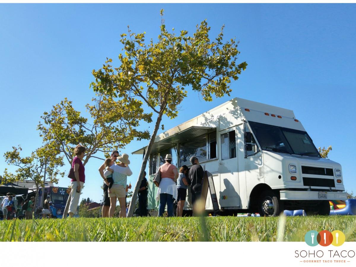 SOHO TACO Gourmet Taco Truck - Orange County - OC - Irvine