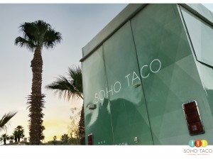 SOHO TACO Gourmet Taco Truck - Palm Springs - Catering Truck
