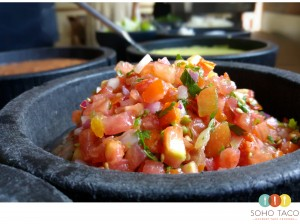 SOHO TACO Gourmet Taco Catering - Earl Warren Showgrounds - Santa Barbara - Pico De Gallo
