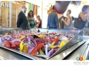 SOHO TACO Gourmet Taco Catering - Los Angeles - Wedding - Eagle Rock - Center For The Arts