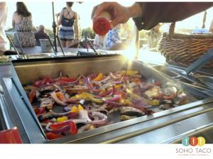 SOHO TACO Gourmet Taco Catering - Wedding - Sunset Beach - Orange County - OC