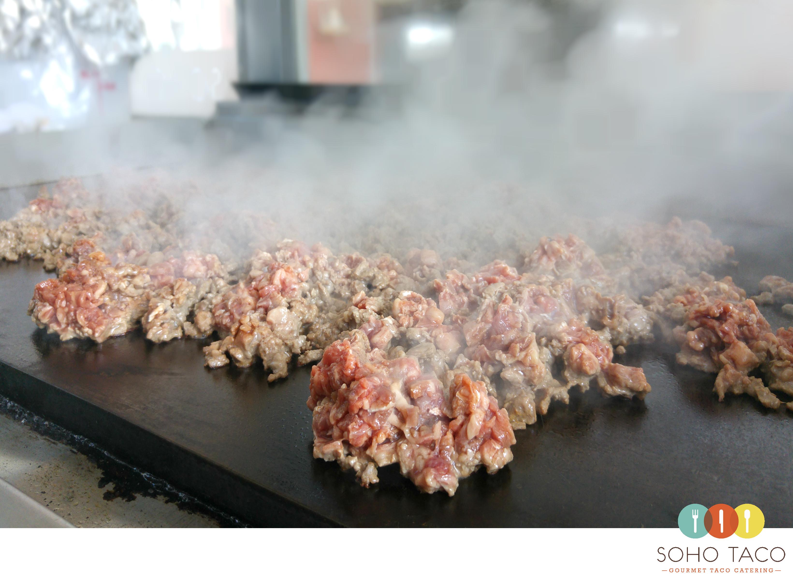 SOHO TACO Gourmet Taco Catering - Earl Warren Showgrounds - Santa Barbara - Carne Asada
