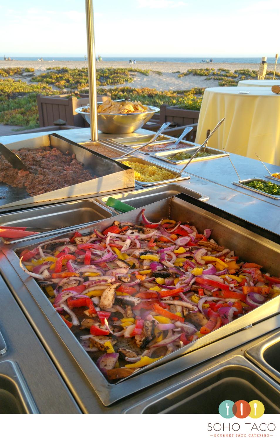 SOHO TACO Gourmet Taco Catering - Wedding - Sunset Beach - Huntington Beach - Orange County - OC
