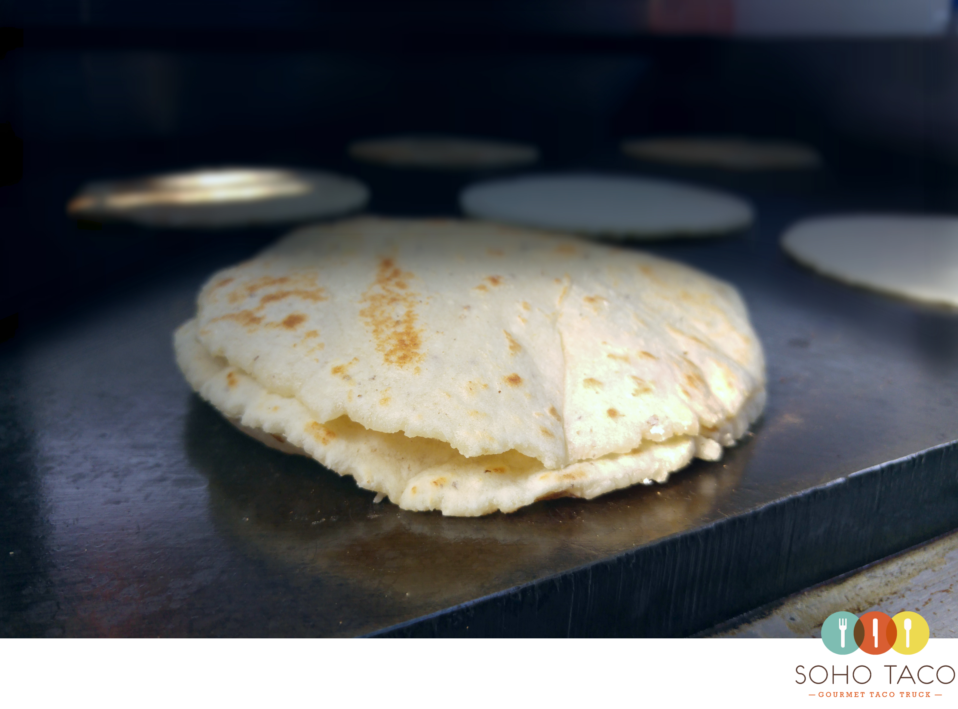 SOHO TACO Gourmet Taco Truck Catering - Earl Warren Showgrounds - Santa Barbara - Fresh Tortillas
