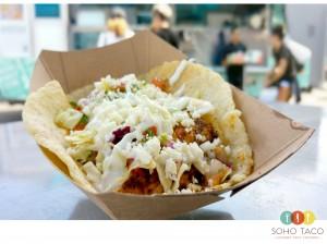 SOHO TACO Gourmet Taco Truck - Colony House - Anaheim - Orange County - OC - Blackened Pechuga
