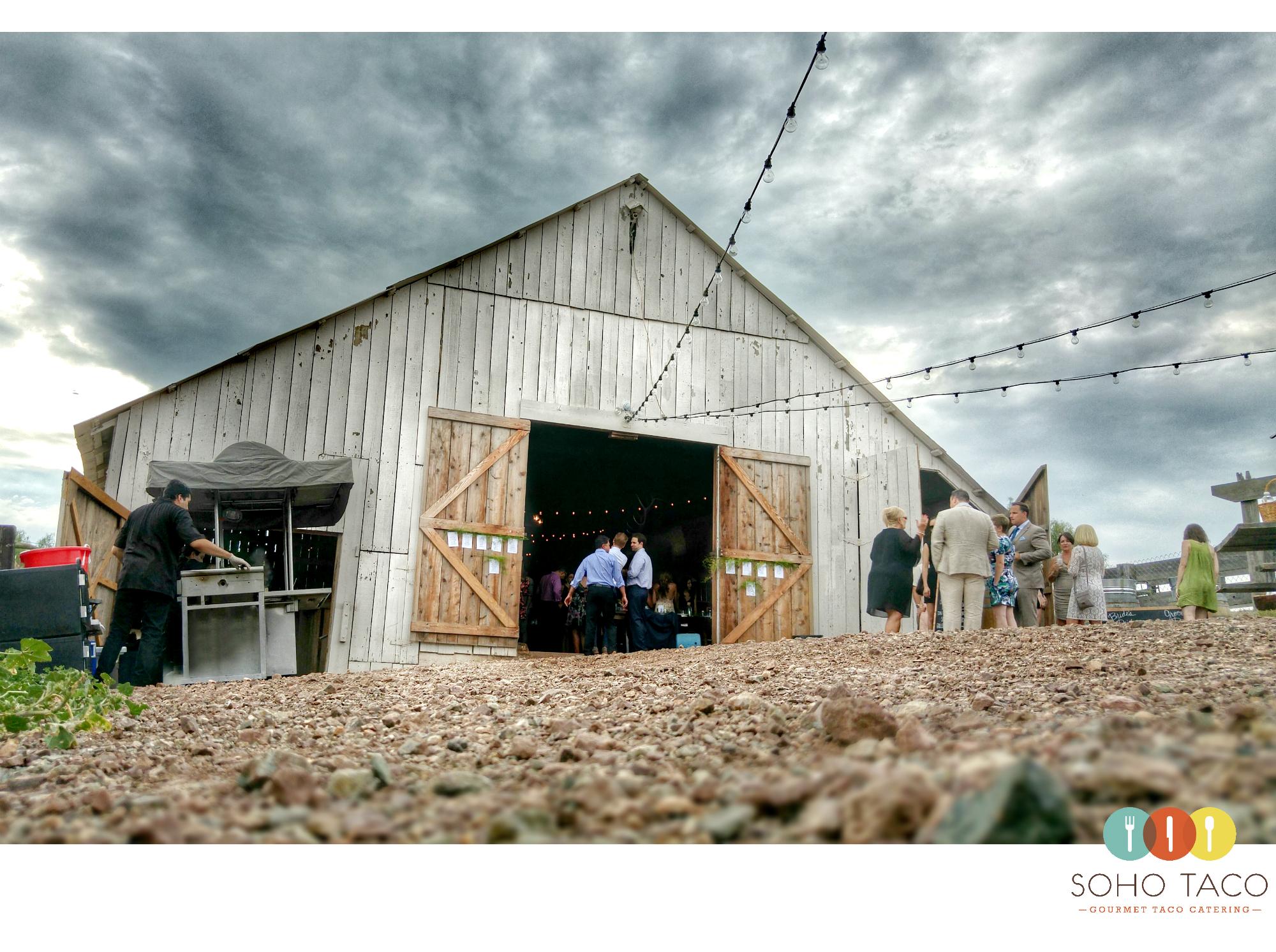 SOHO TACO Gourmet Taco Catering - San Luis Obispo - Spreafico Farms - Wedding - SLO