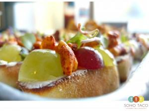 SOHO TACO Gourmet Taco Catering - Weddings - Palm Springs - Rebanadas de Uva - Appetizers