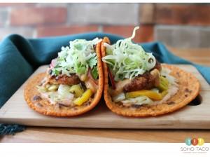 SOHO TACO Gourmet Taco Truck - El Tampiqueño - Orange County - OC