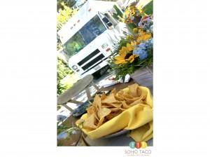 SOHO TACO Gourmet Taco Truck - Tortilla Chips - Montecito - Santa Barbara