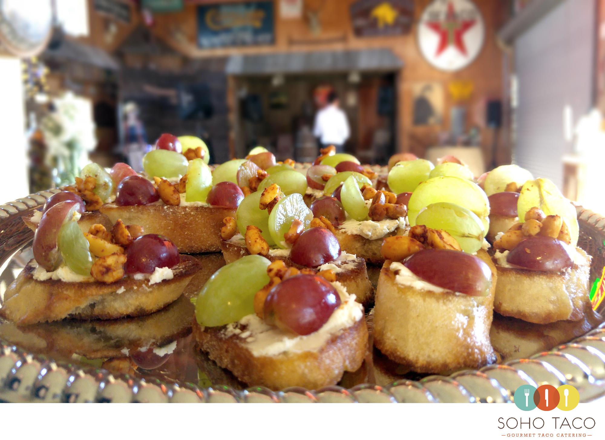 SOHO TACO Gourmet Taco Catering - Holland Ranch - Wedding - San Luis Obispo