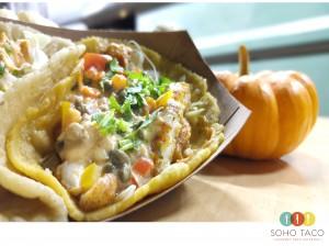 SOHO TACO Gourmet Taco Catering - Los Angeles - DTLA - Calamare A La Veracruzana