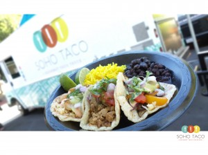 SOHO TACO Gourmet Taco Catering - Orange County - CA