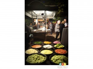 SOHO TACO Gourmet Taco Catering - Santa Ynez - Wedding - Brander Vineyard