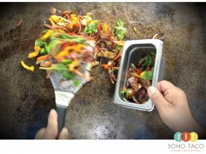 SOHO TACO Gourmet Taco Catering - Veggie Tacos - Orange County - OC
