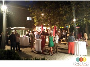 SOHO TACO Gourmet Taco Catering - Wedding - Santa Ynez - Central Coast