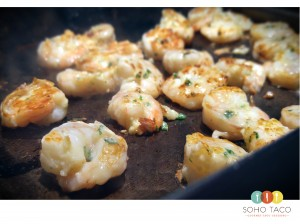 SOHO TACO Gourmet Taco Catering - Camarones - Shrimp - Orange County - OC