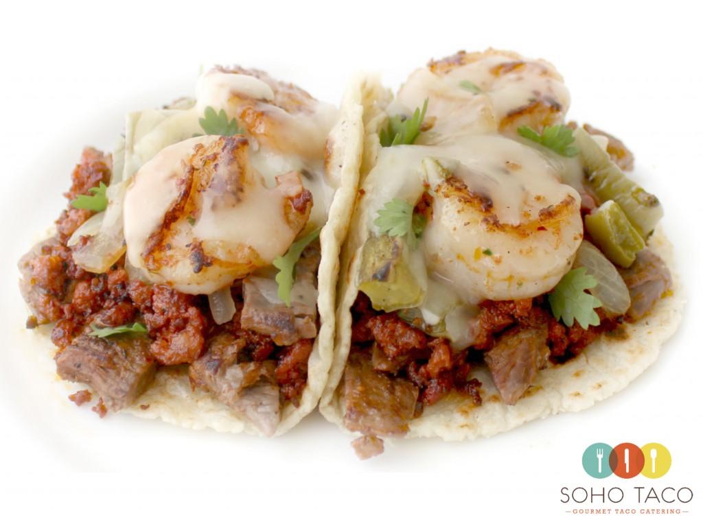 SOHO TACO Gourmet Taco Catering - El Taco Mestizo - Orange County - OC - November Special