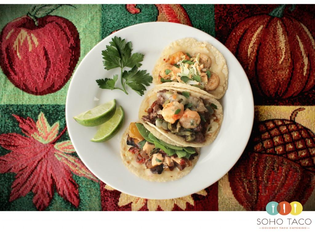 SOHO TACO Gourmet Taco Catering - Food Truck - Los Angeles - Orange County - Thanksgiving