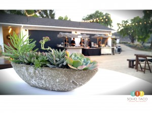 SOHO TACO Gourmet Taco Catering - Greengate Ranch And Vineyard - San Luis Obispo - Edna Valley