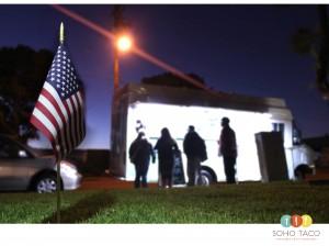 SOHO TACO Gourmet Taco Catering - Orange County - OC - Veterans Day